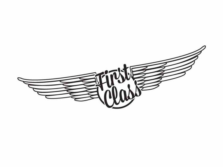 First Class Badge